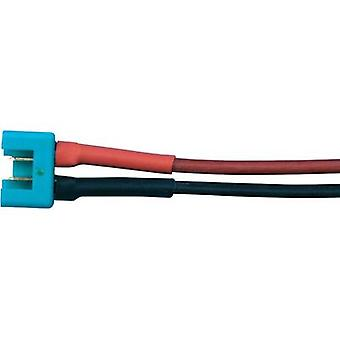 Cable [1x MPX socket - 1x Open end] 300 mm 4.0 mm² Modelcraft