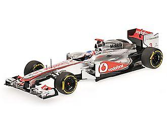 McLaren Mercedes MP4-27 (Jenson Button - Showcar 2012) miniature: