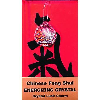 Feng Shui Luck Charms 1/Pkg-Energizing Crystal FSLC-5