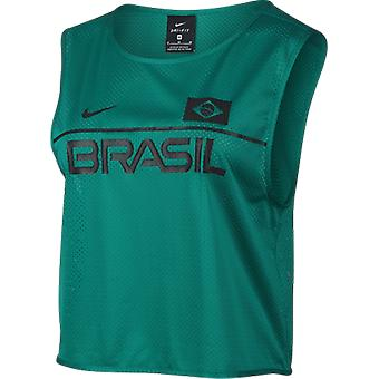 Nike Dri-FIT Team Brazil Energy Top  Womens