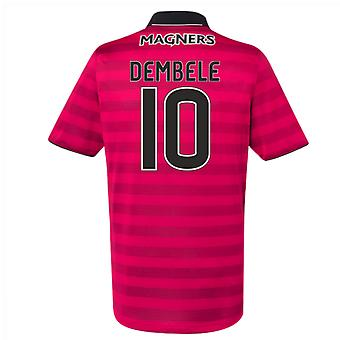 2016-17 Celtic Third Shirt (Dembele 10)