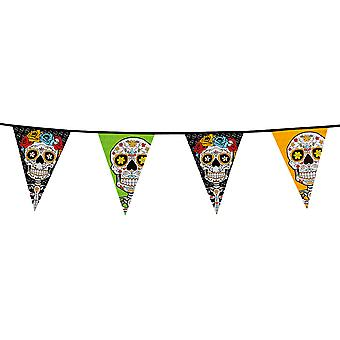 Vlaggenlijn PE day of the dead 97020