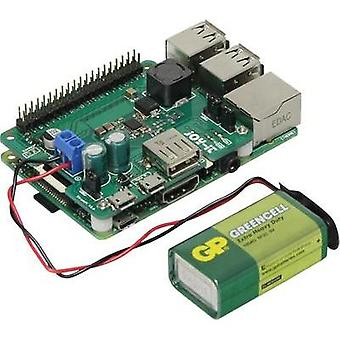 Raspberry Pi® add-on PCB RB-Strompi2 Arduino, Banana Pi, Raspberry Pi® A, B, B+, pcDuino