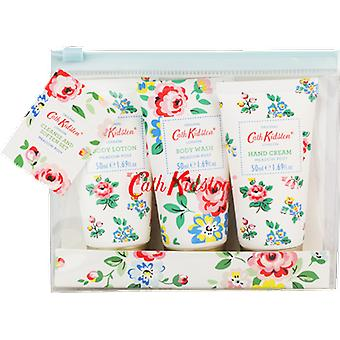 Cath Kidston Meadow Posy Cleanse & Soften Set