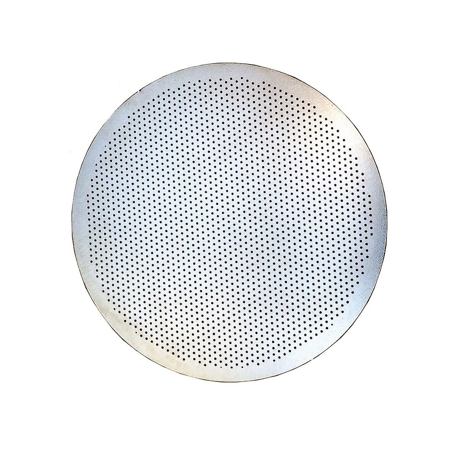 Kabalo Solid Reusable Metal Stainless Steel Coffee AeroPress Filter For Pro & Home Use
