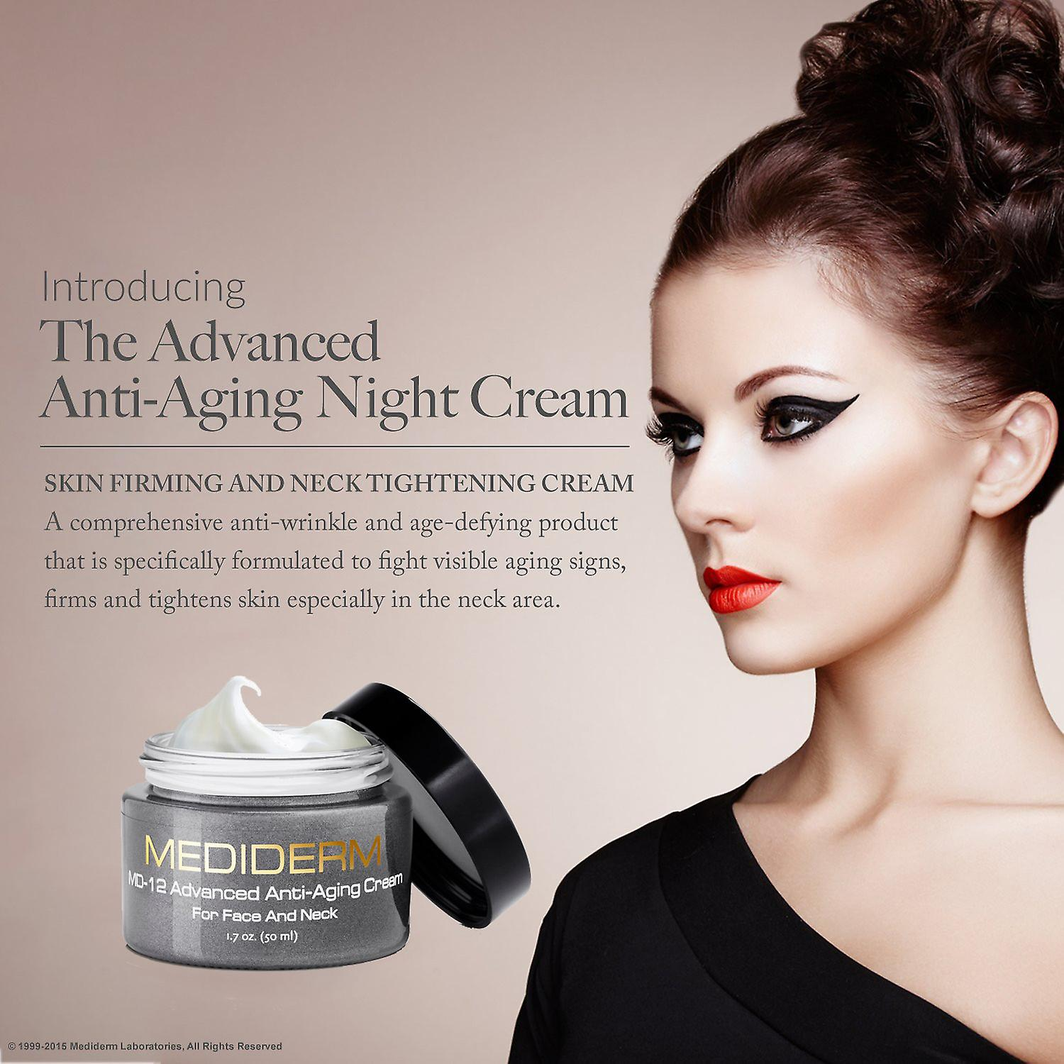 Mediderm MD-12 Advanced Anti-Aging-Creme