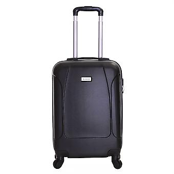 Slimbridge Alameda 55 cm Hard Suitcase, Black