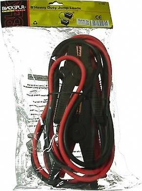 8 Foot Heavy Duty Jump Leads