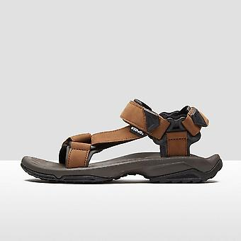 Teva Terra Fi Leather Men's Walking Sandals