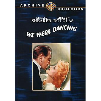 We Were Dancing [DVD] USA import