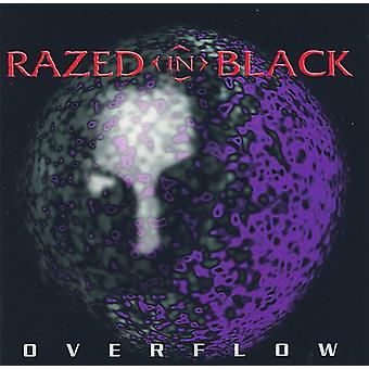 Razed in Black - Overflow [CD] USA import