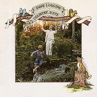 Dave Loggins - land Suite [CD] USA import
