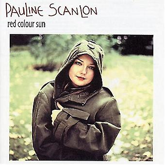 Pauline Scanlon - röd färg Sun [CD] USA import