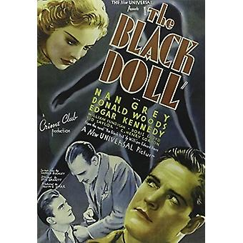 Black Doll [DVD] USA import