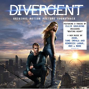 Divergent - Divergent [CD] USA import