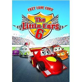 Lille biler 6: overhalingsbanen Fury [DVD] USA importerer