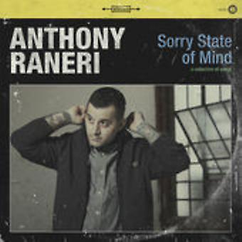 Anthony Raneri - importación de Estados Unidos lo siento estado de la mente [vinilo]