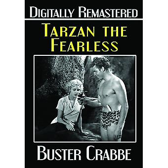Tarzan the Fearless [DVD] USA import