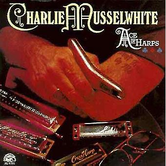 Charlie Musselwhite - Ace of Harps [CD] USA import