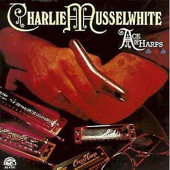 Charlie Musselwhite - importación de Estados Unidos as de arpas [CD]