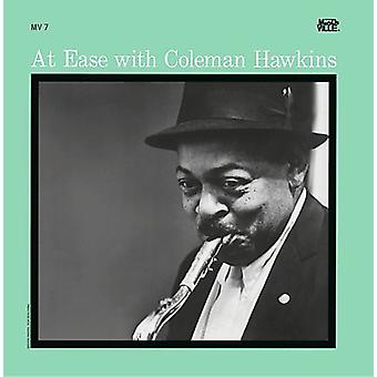 Coleman Hawkins - At Ease [CD] USA import