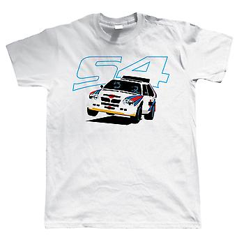 Delta S4, Mens Rally Car T-Shirt