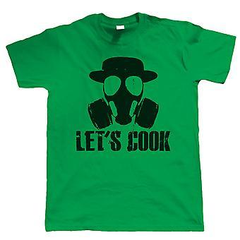Lets Cook, Mens T Shirt