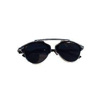 Unique urban rock sunglasses with black frame