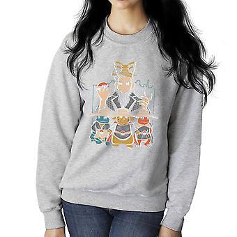 Big Trouble In Little Kanto Pokemon Women's Sweatshirt
