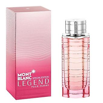 Legend Special Edition by Mont Blanc for Women 2.5oz Eau De Toilette Spray
