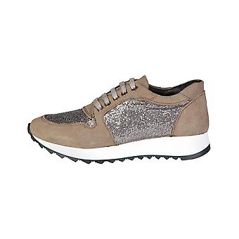 Ana Sneakers Women Brown