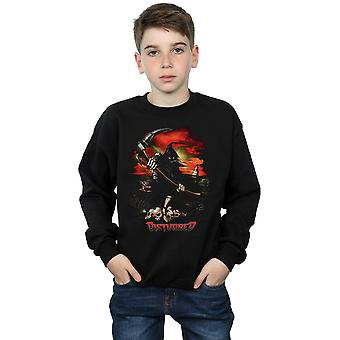 Disturbed Boys Battle Grounds Sweatshirt