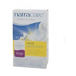 Natracare - Natural Pantyliners Tanga 30pieces