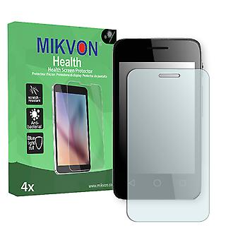 Alcatel OneTouch Pixi 3 3,5 Zoll Screen Protector - Mikvon Health (Retail Package with accessories)