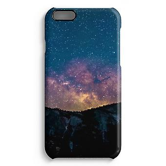 iPhone 6 Plus Full Print Case (Glossy) - Travel to space