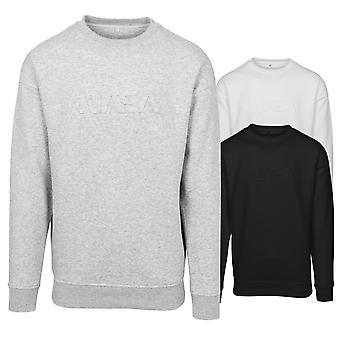 Merchcode crewneck - embossed NASA sweater