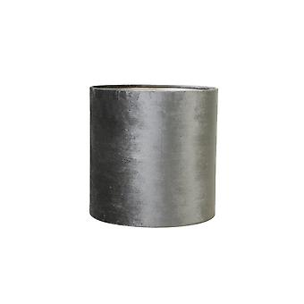 Light & Living Shade Cylinder 25-25-25 Cm ZINC Graphite