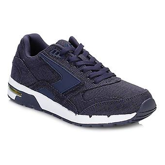 Brooks Mens Peacoat Navy Academia Fusion Trainers