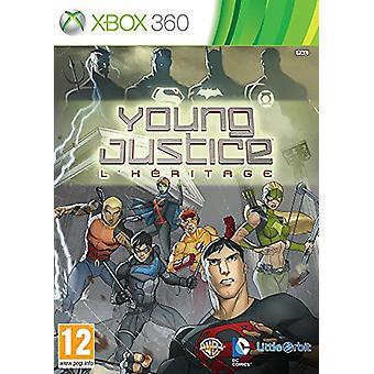 Ung rättvisa Legacy (Xbox 360)