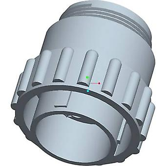 TE Connectivity 206044-1 Bullet connector Plug, mount Series (connectors): CPC Total number of pins: 14 1 pc(s)