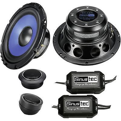 Sinustec ST 165 2 フラッシュ マウント スピーカー セット 300 W