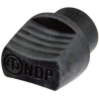 Filler plug Neutrik NDP Black 1 pc(s)
