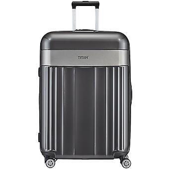 Titanium Spotlight Flash 4 hjul 4-hjulet kuffert trolley L 76cm 831404