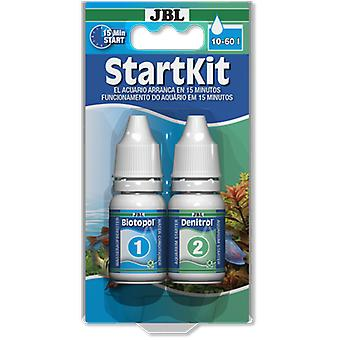 JBL Jbl Startkit Biotopol 15Ml+Denitrol 15ml (Fish , Maintenance , Water Maintenance)