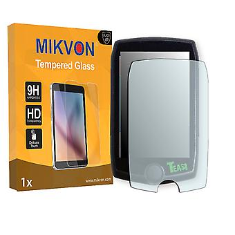 Teasi Pro Screen Protector - Mikvon flexible Tempered Glass 9H (Retail Package with accessories)