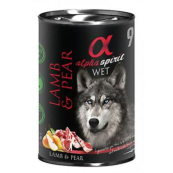Alpha Spirit Wet Food Lamb & Pear (Dogs , Dog Food , Wet Food)