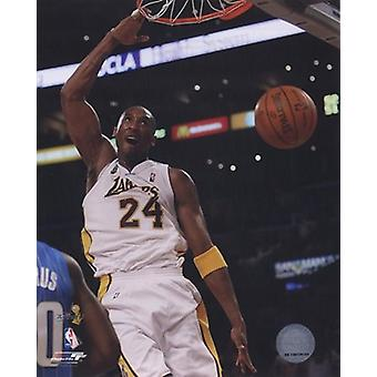 Kobe Bryant - 09 Finals Gm2 (#8) Sports Photo (8 x 10)