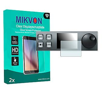Blackmagic HyperDeck Studio 12G Screen Protector - Mikvon Clear (Retail Package with accessories)