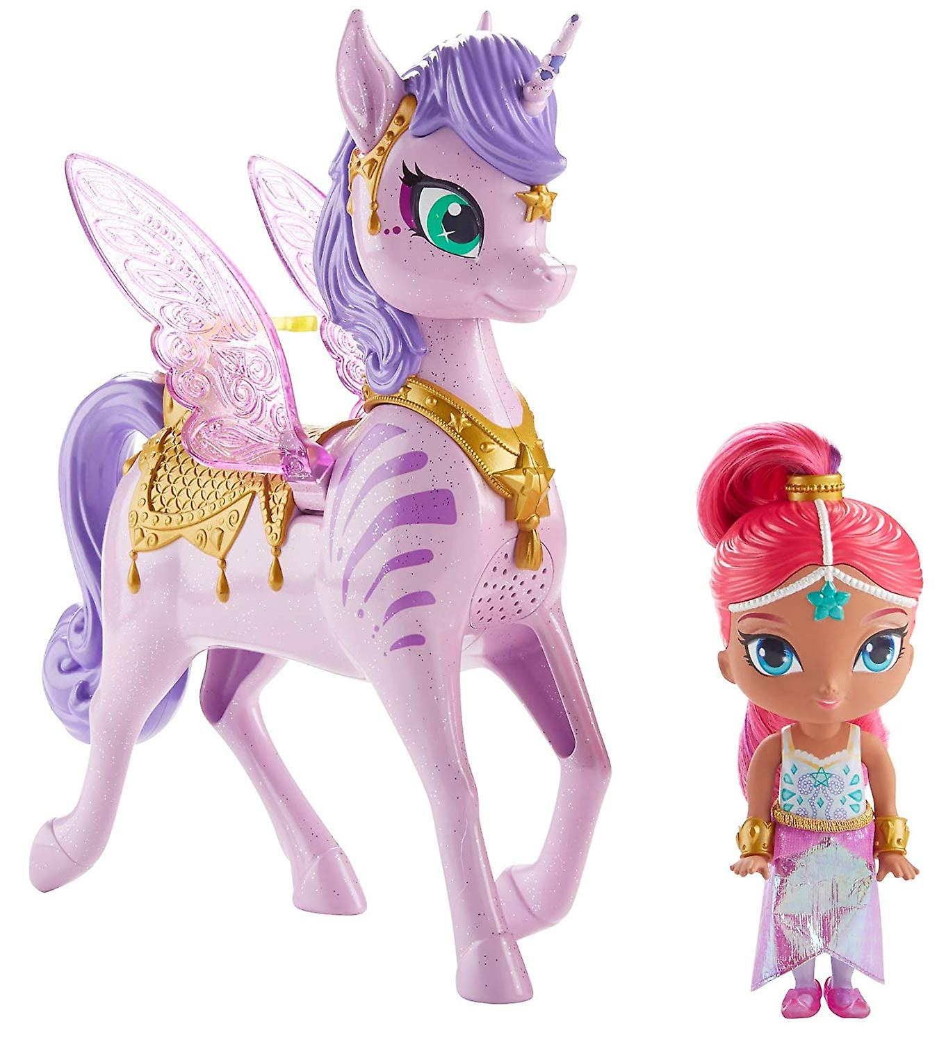 Shimmer and Shine Magical Flying Zahracorn