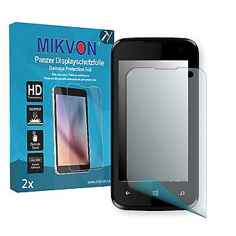 Archos 40 Cesium Screen Protector - Mikvon Armor Screen Protector (Retail Package with accessories)